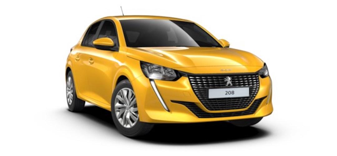 comprar Peugeot 208 em segunda mão