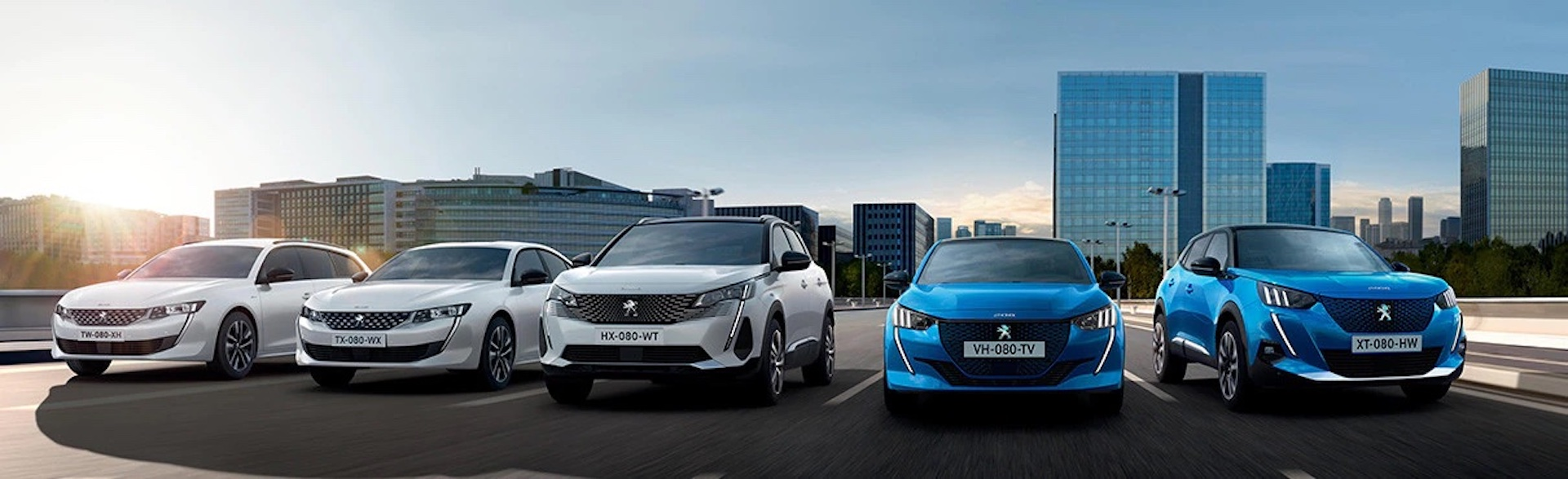modelos novos da Peugeot