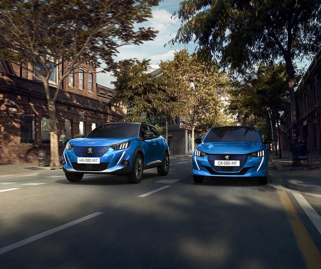Peugeot elétricos em oferta