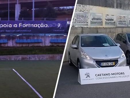 Formação Caetano Motors