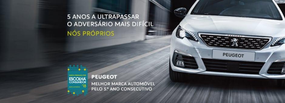 Escolha do Consumidor Peugeot