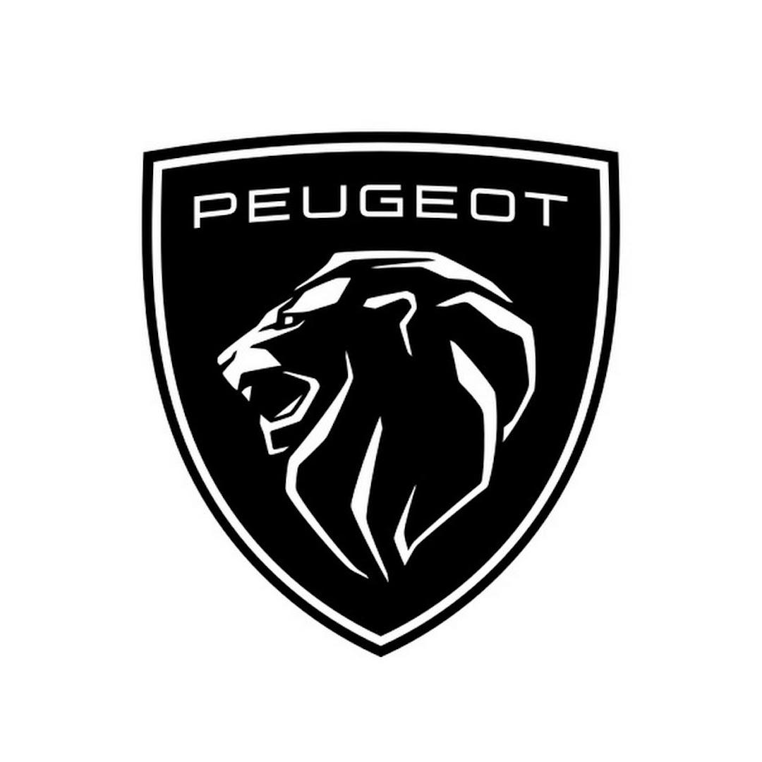 logótipo do Peugeot