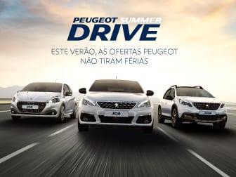 Peugeot SUMMER DRIVE na Caetano Motors