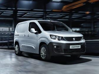 Novo Peugeot Partner