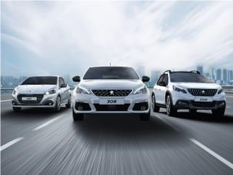 Campanha Peugeot Winter Drive