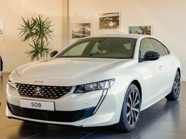 Notícia Peugeot 508