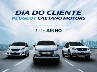 Dia do Cliente Peugeot Caetano Motors