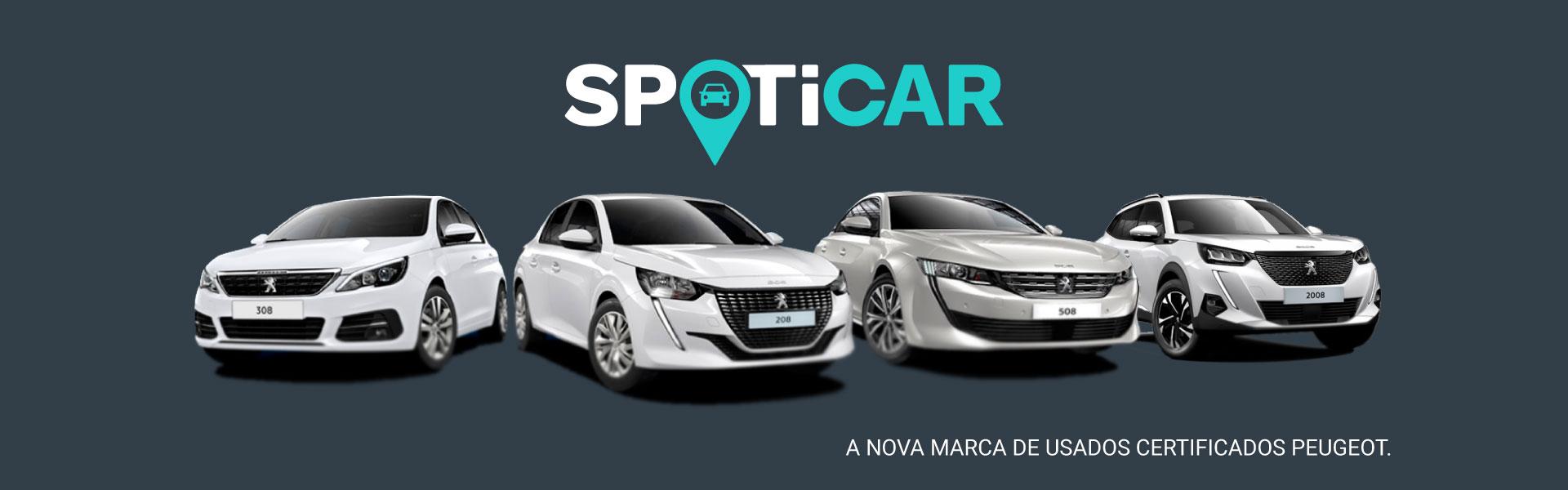Peugeot Spoticar usados