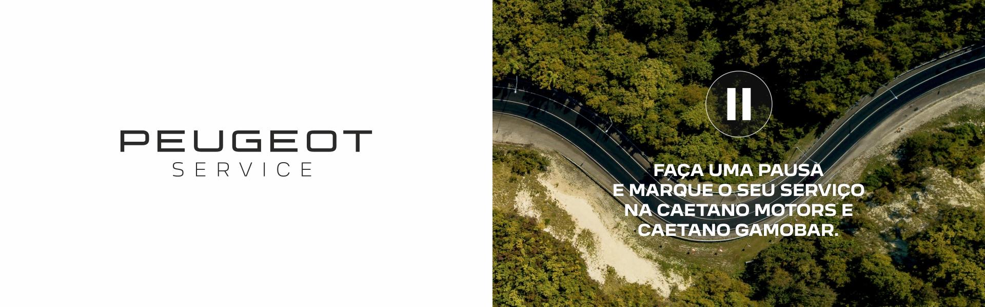 Marcação de serviço Peugeot