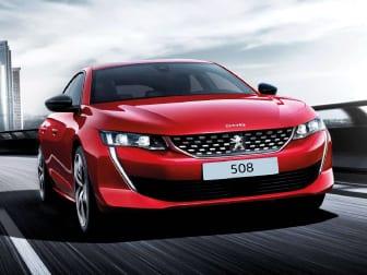 Conheça a nossa Platinium Selection e escolha o seu Peugeot 508