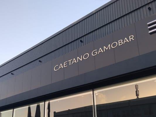 concessionário da Caetano Gamobar