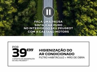 Higienização do Ar Condicionado + Mão de Obra por apenas 39,99€