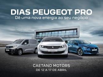 Dias Peugeot Pro: Caetano Motors
