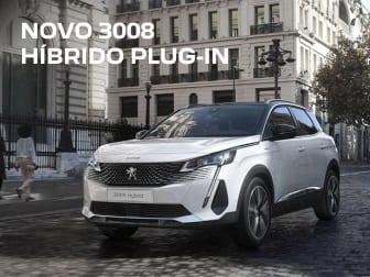 Descubra o Novo 3008 Hybrid na Caetano Motors
