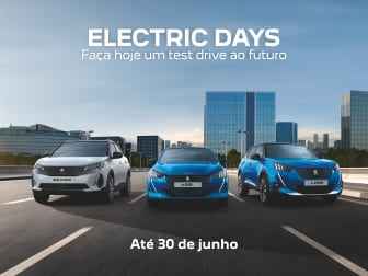 Electric Days: Faça hoje um Test-Drive ao futuro!