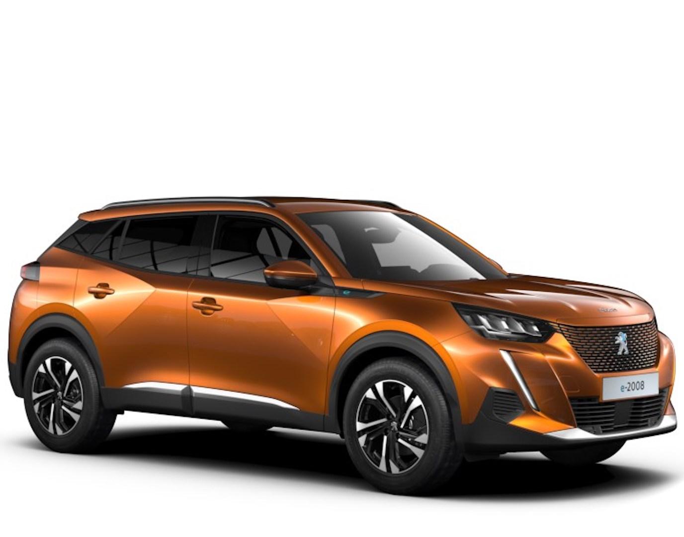 Medidas do Peugeot 2008