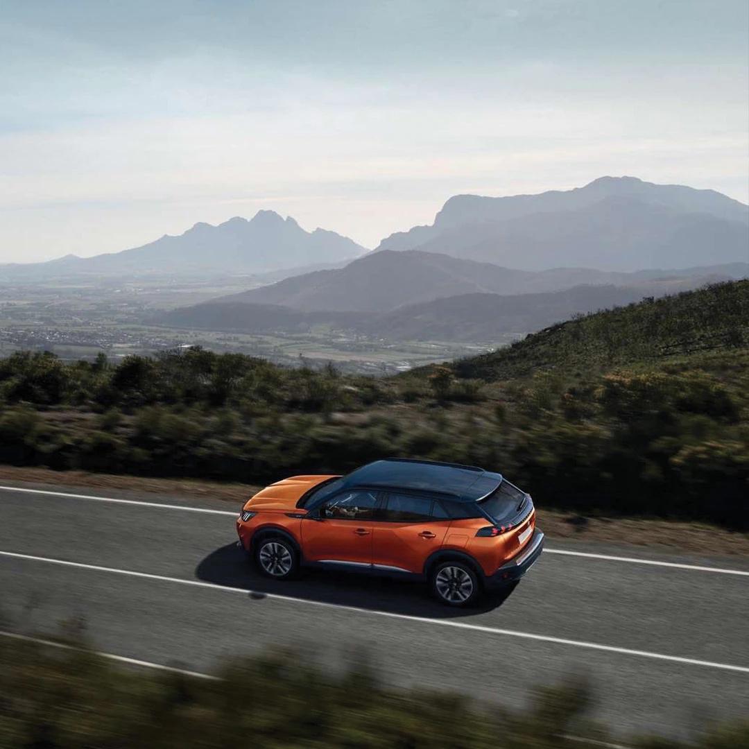 versões do Peugeot 2008
