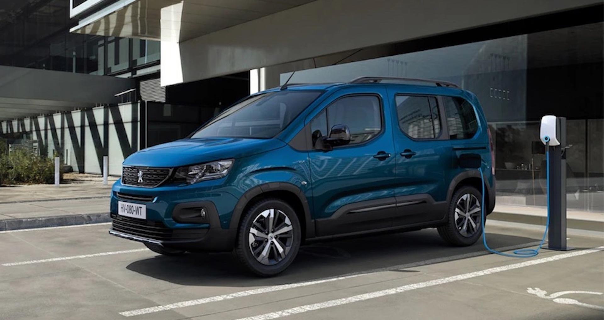 Peugeot Rifter carrinha