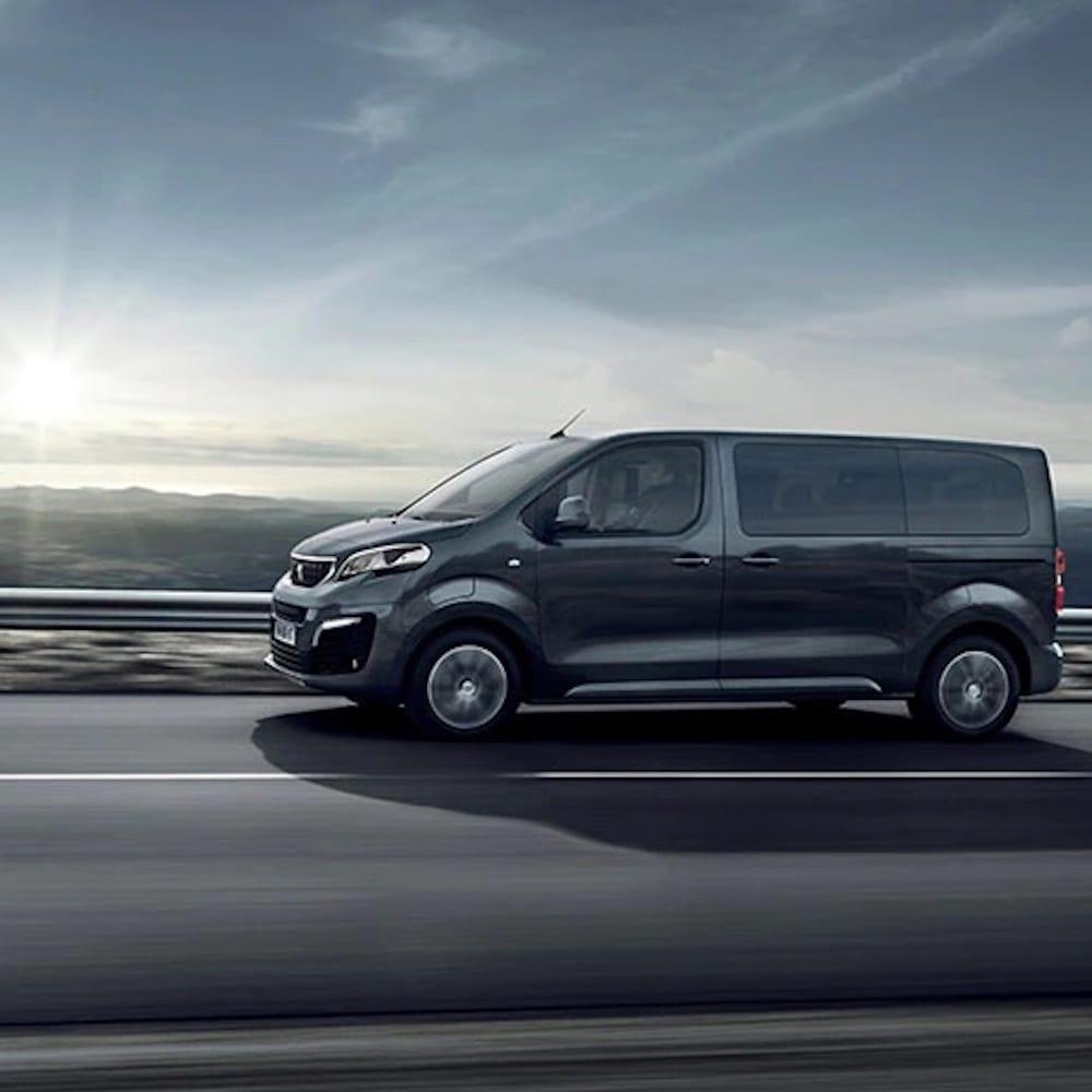 Autonomia do Peugeot e-Traveller