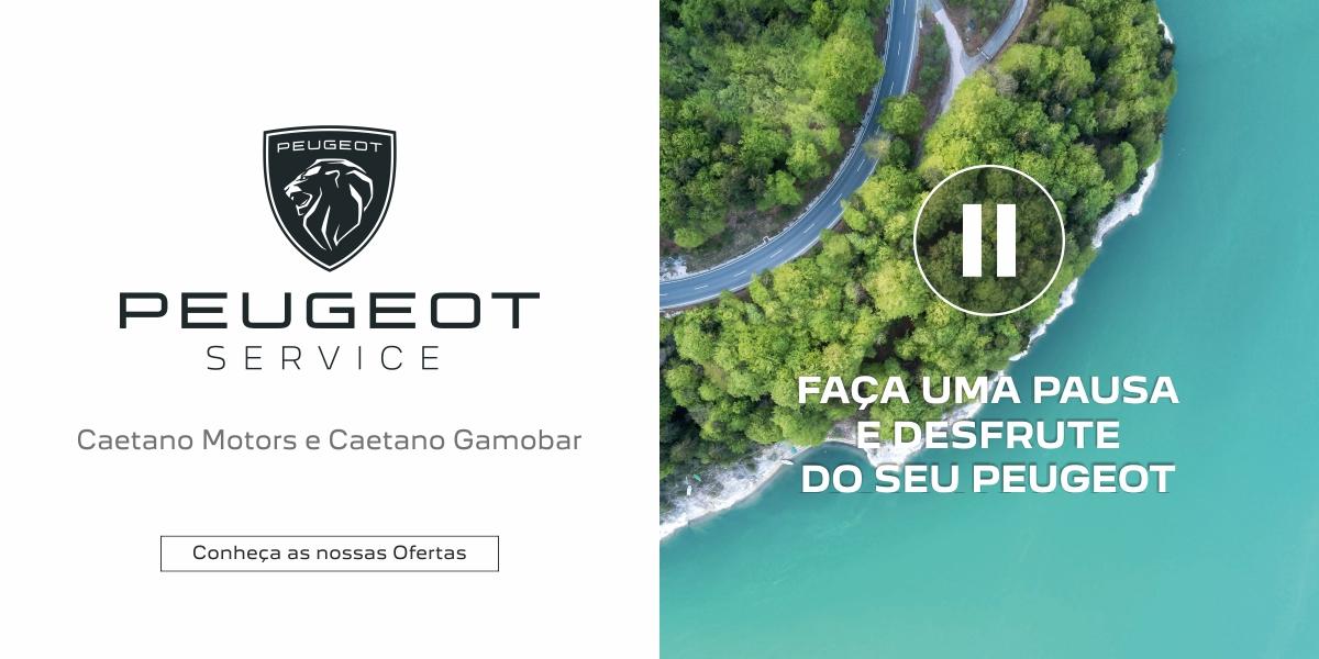 Peugeot Service na Caetano Motors e Caetano Gamobar