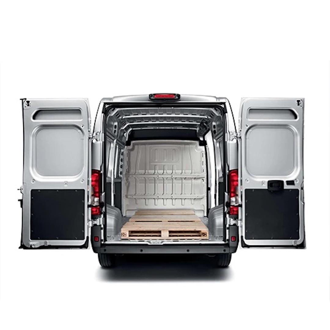 capacidade de carga da Peugeot Boxer