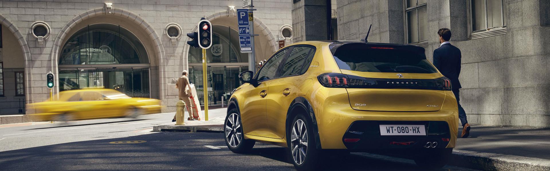comprar Peugeot 208 no Porto
