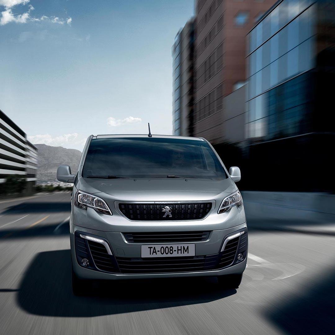 Peugeot Expert Combi elétrico