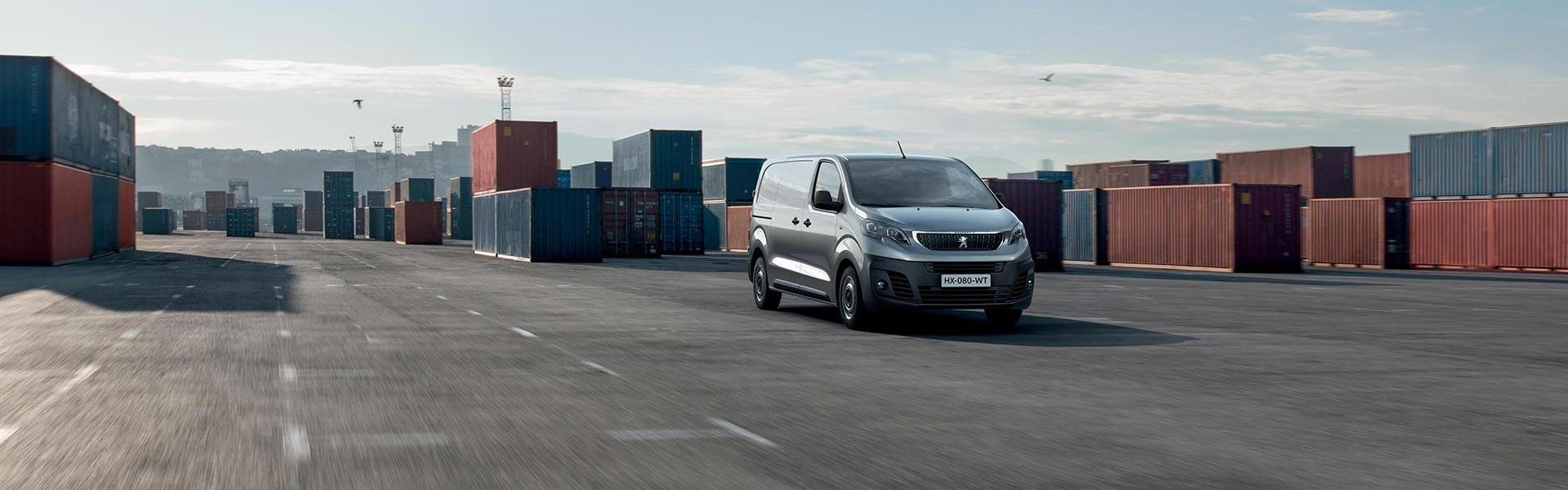 características do Peugeot Expert Combi
