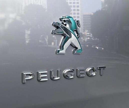 Peugeot Expert Furgão logótipo