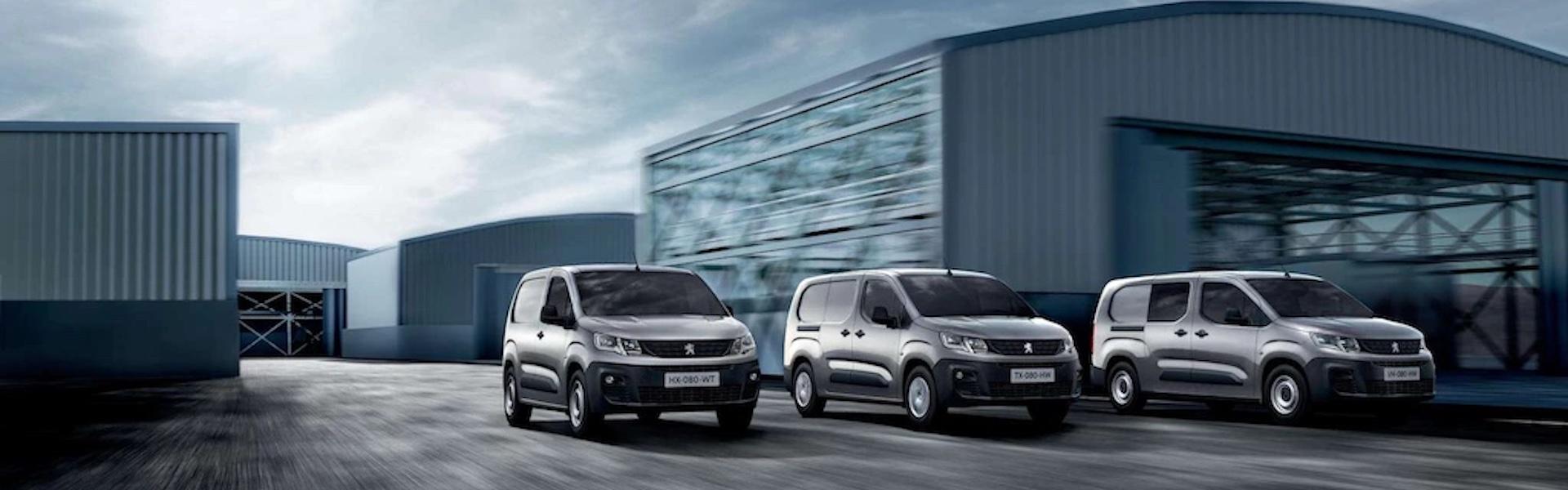 versões do Peugeot Partner